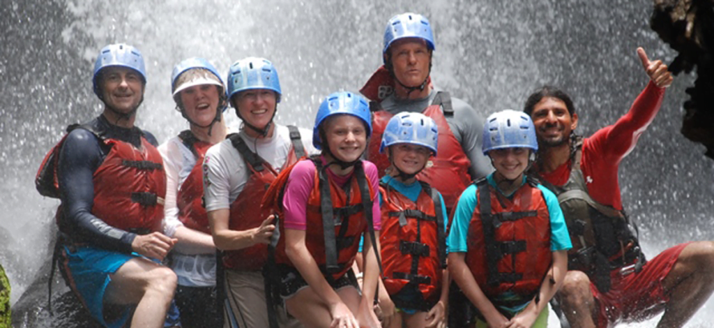 Family Rafting Tour